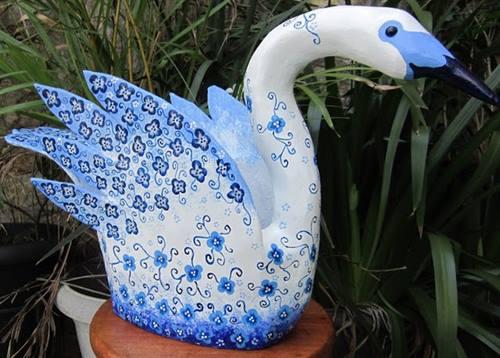 градински лебед