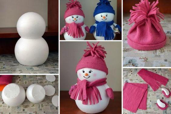 топчета за снежен човек