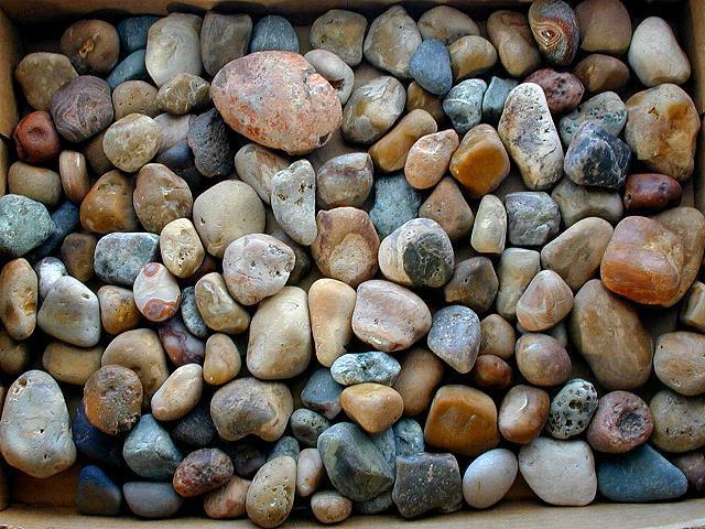 okrasný kámen