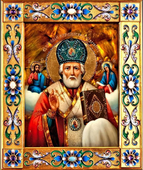 Il 19 dicembre è una festa ortodossa.