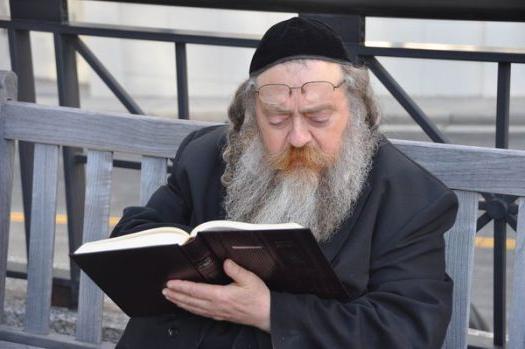 Ebrei ortodossi  La religione, i costumi degli ebrei