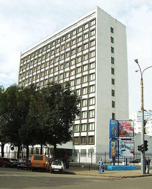 La costruzione dell'Istituto medico Oryol