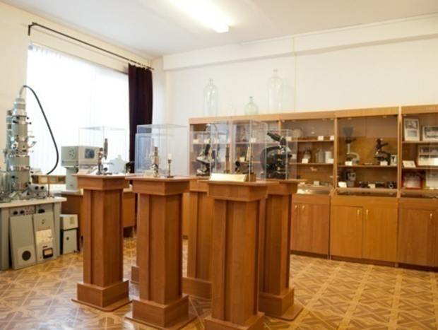Museo Istologico di Oryol Medical Institute