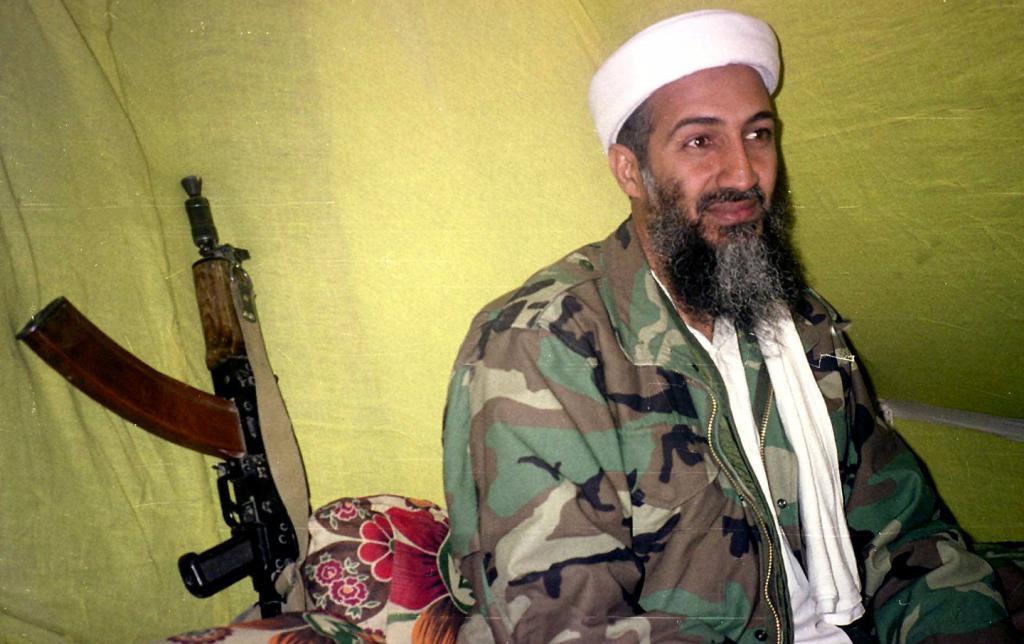 убит Осама бин Ладен