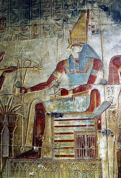 Dio egiziano Osiride