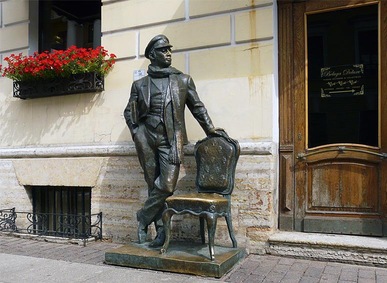 Spomenik Ostapu Benderju