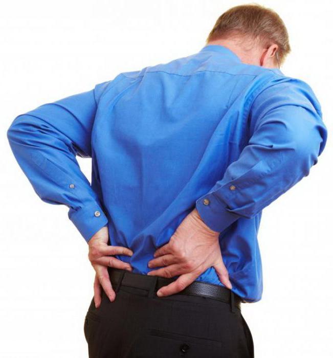 симптоми и лечење остеохондрозе лумбалне кичме