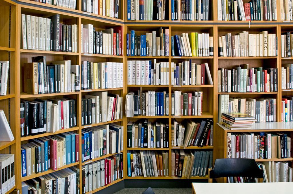 Knjižnica knjižnic