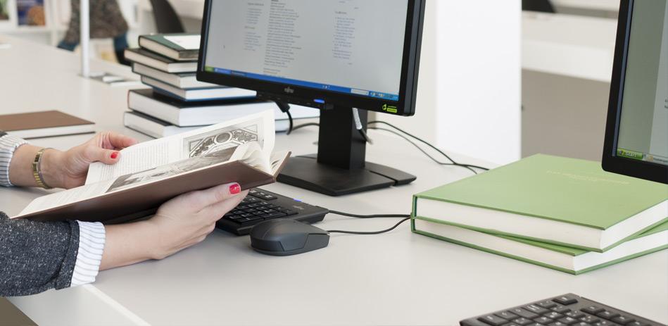 Avtomatizacija knjižničnih procesov