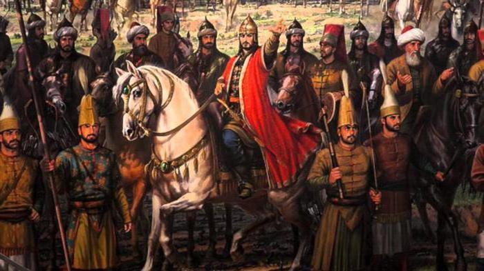 Dinastia ottomana dopo Solimano
