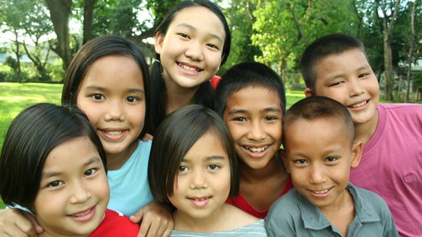 Etnična sestava prebivalstva Azije