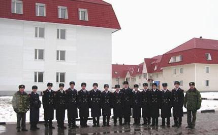 Akademie civilní obrany ruského ministerstva pro mimořádné události Cadet Corps