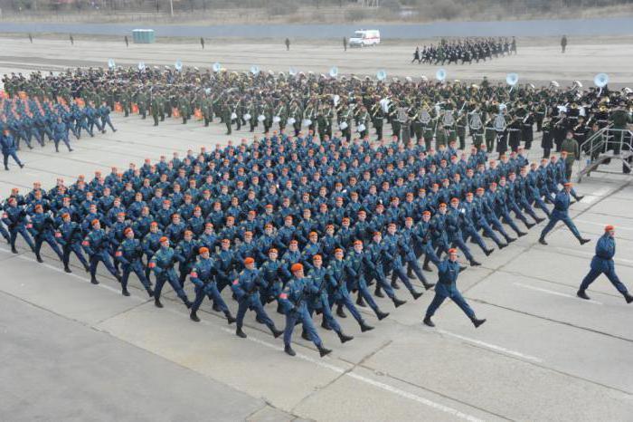 FSBU Akademie civilní obrany ministerstva pro mimořádné situace v Rusku