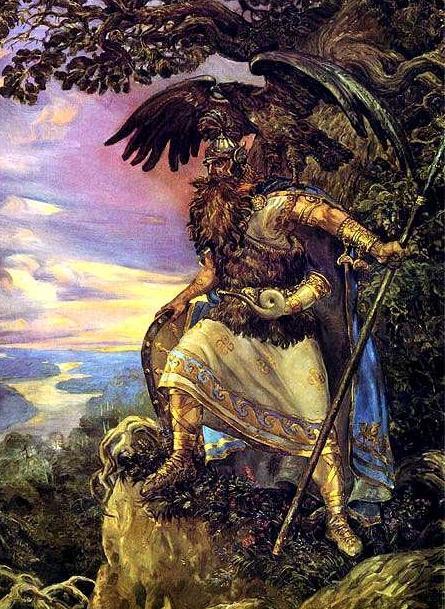 Руски пагански богови