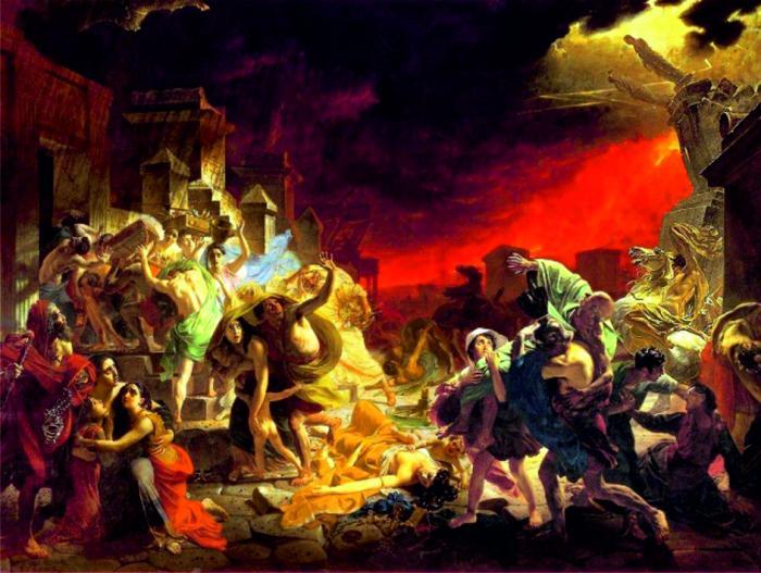 genere di pittura mitologica