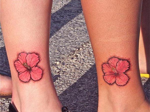 Seznanjene tetovaže za dva