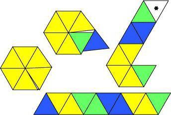 jak vyrobit flexagon