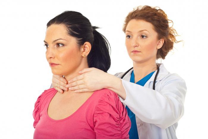 sintomi di cancro alla tiroide papillare