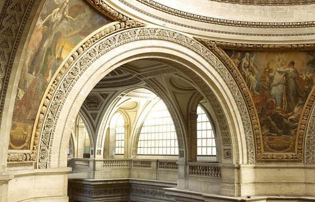 ki je zgradil panteon v Parizu