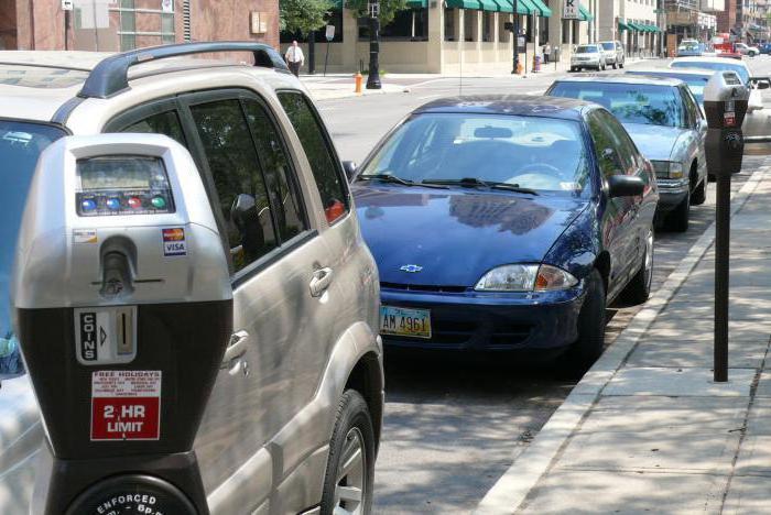 размери за паркиране за инвалиди