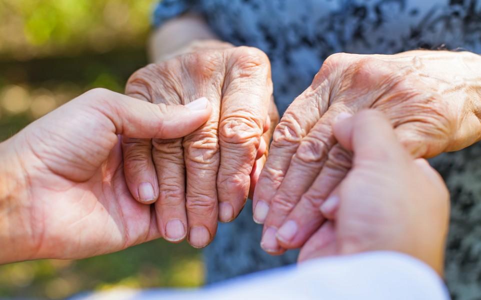 Parkinsonove ruke
