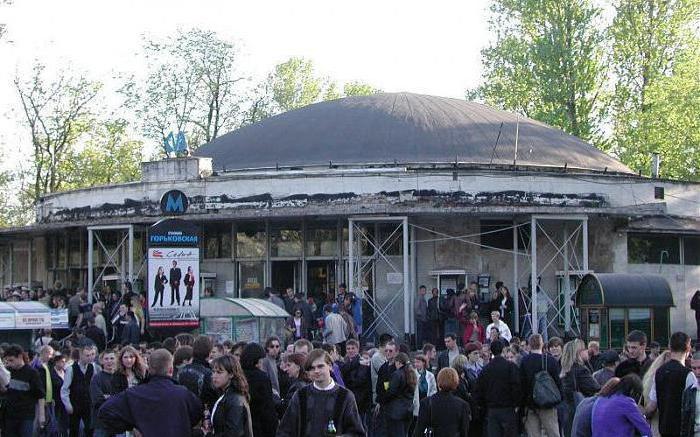 Metro w Gorky