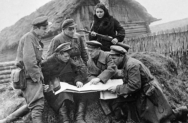 Partigiani della Grande Guerra Patriottica 1941 1945