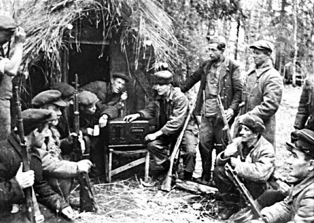 guerriglieri della Grande Guerra Patriottica 1941 1945
