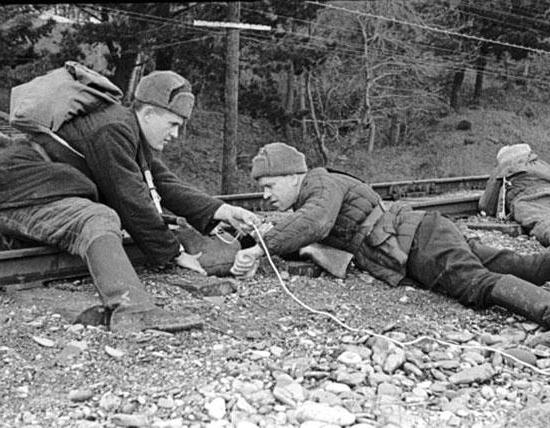 Eroi Partigiani della Grande Guerra Patriottica 1941 1945