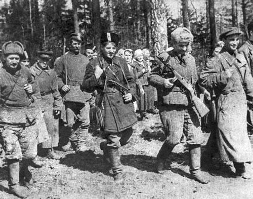bambini partigiani della grande guerra patriottica 1941 1945