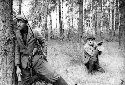 imprese dei partigiani della Grande Guerra Patriottica del 1941 1945