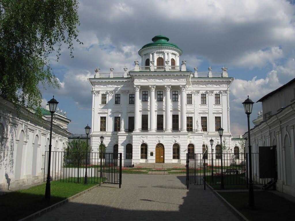 Visite guidate di Pashkov