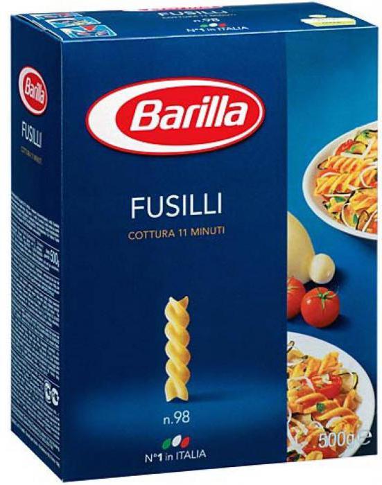 Barilla Pasta Photo