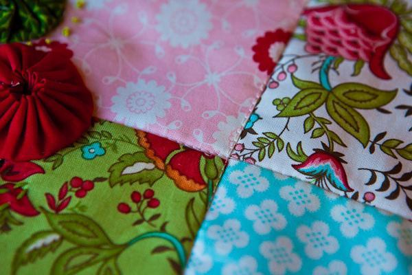 Trapunta patchwork