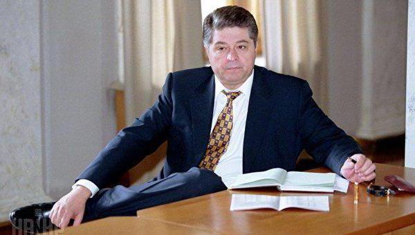 Předseda vlády Ukrajiny Pavel Lazarenko
