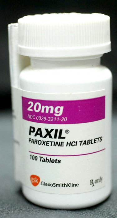 Instrukcja obsługi Paxil
