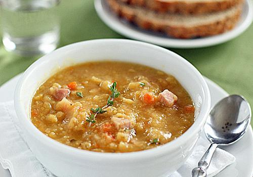 kako kuhati pire od juhe od graška