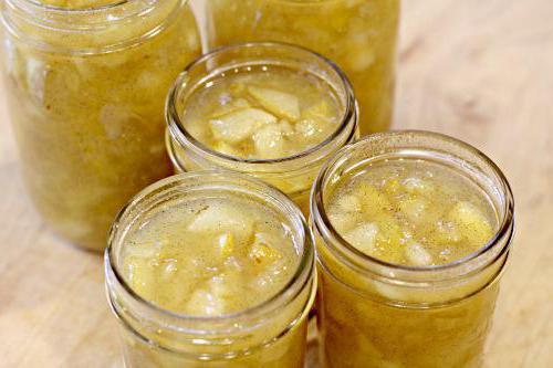 ricetta semplice per marmellata di pere