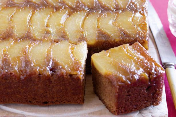 jednostavna torta od krušaka