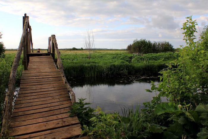 reka pehorka ribolov