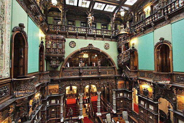 Dvorac Peles Rumunjska Fotografija
