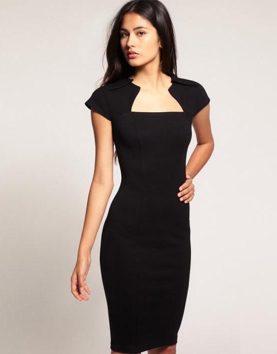 jak uszyć ołówkową sukienkę