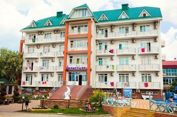 Снимка на хотел Анапа Кристал Холидей