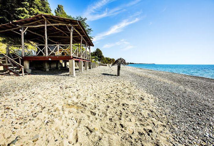 pensione abkhazia costa d'oro