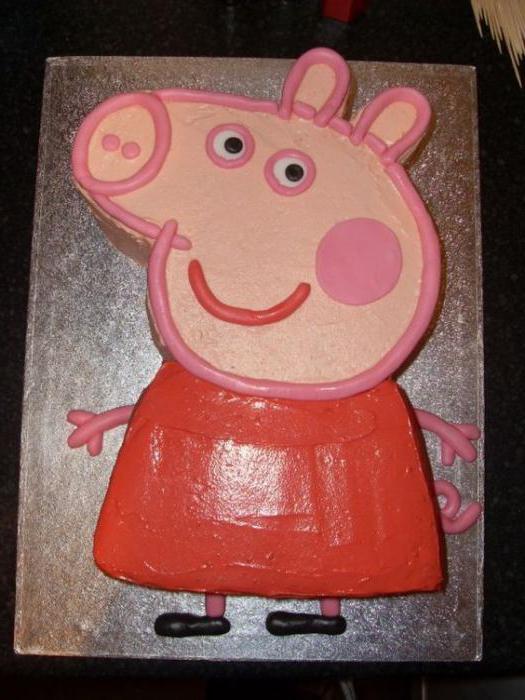 Torta di maiale Maiale Torta fai da te