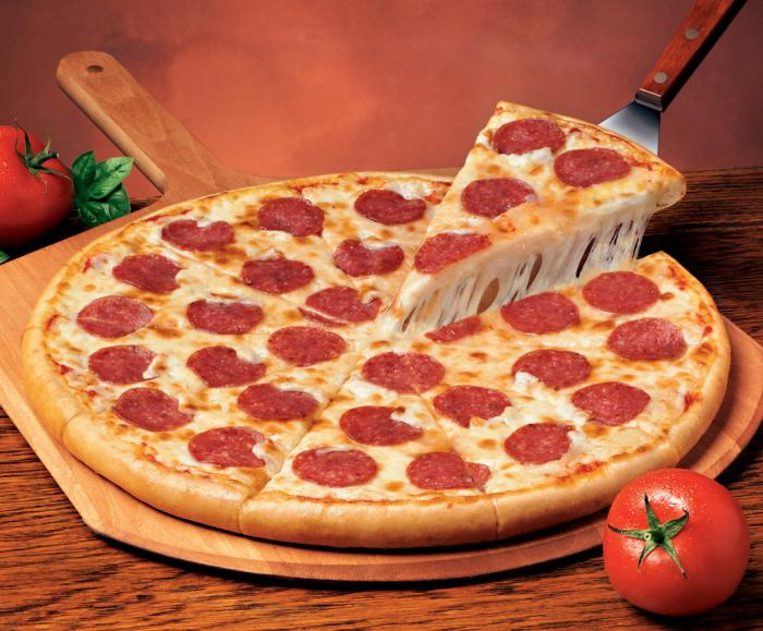Рецепта за пица пеперони със снимки