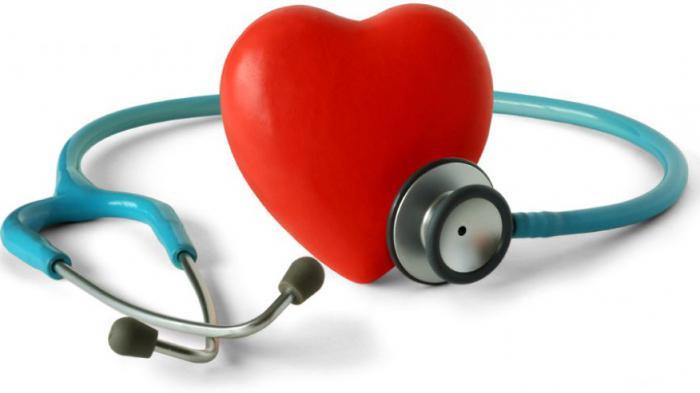 palpazione del cuore