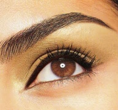 перфектна форма на веждите как да се направи