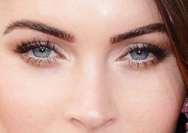 перфектна форма на веждите