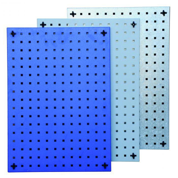 perforirana ploča alata